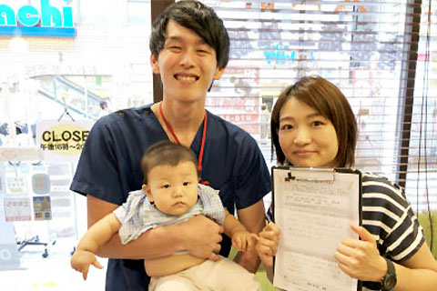 K.T.様 31歳女性(産後の骨盤矯正)