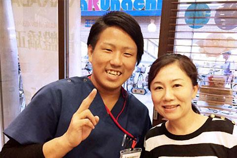 石﨑幸子様 49歳女性(骨盤矯正)