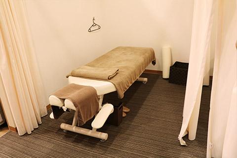 施術ベッド